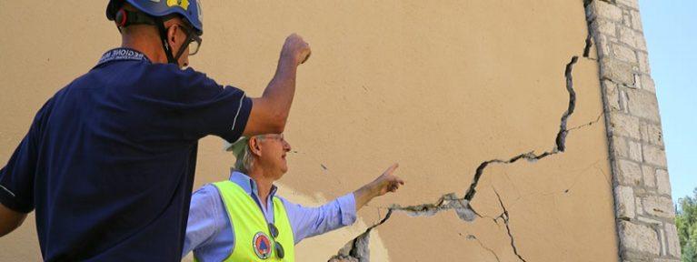 Terremoto centro-Italia: Istituzione Comitato tecnico-scientifico