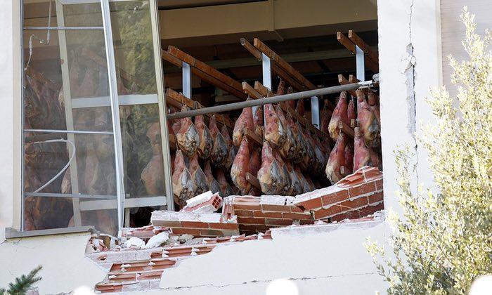 Terremoto/2. Via libera alla riparazione di fabbriche e capannoni danneggiati