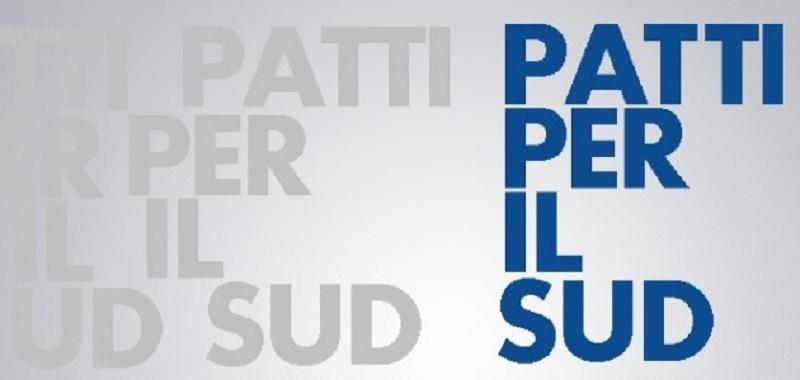 Patti Sud: due miliardi di spesa nel 2017, il 75% per infrastrutture e ambiente