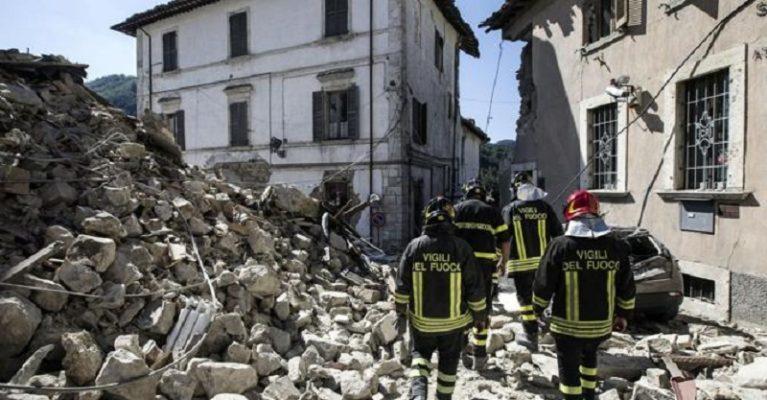 Terremoto. Allo studio l'ampliamento del cratere del Centro Italia