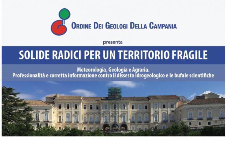 Solide radici per un territorio fragile @ Reggia di Portici - Sala Cinese di Palazzo Reale
