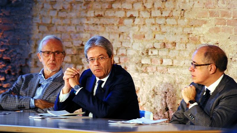 Casa Italia, Gentiloni: si parte con 25 milioni per 10 prototipi