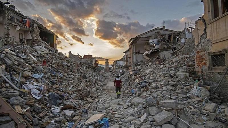 Perchè il centro Italia è ancora sotto le macerie
