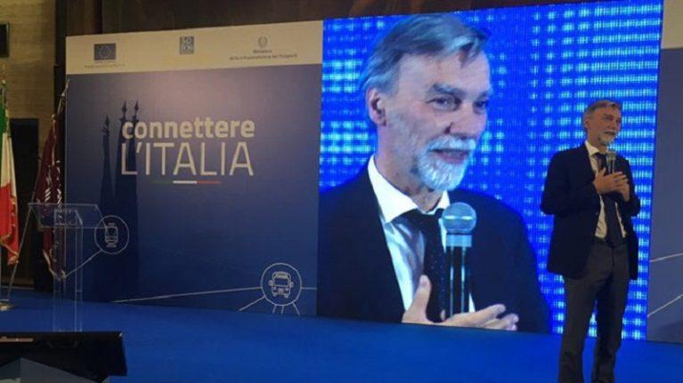 """Dèbat public, """"cura del ferro"""" e alta velocità: è il piano """"Connettere l'Italia"""" del Governo"""