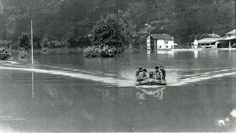 1987 – 2017: 30° anniversario dell'alluvione in Valtellina