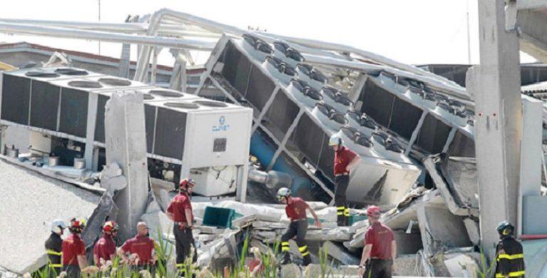Sismabonus. Scoppia il caso capannoni: il tetto a 96mila euro frena gli interventi