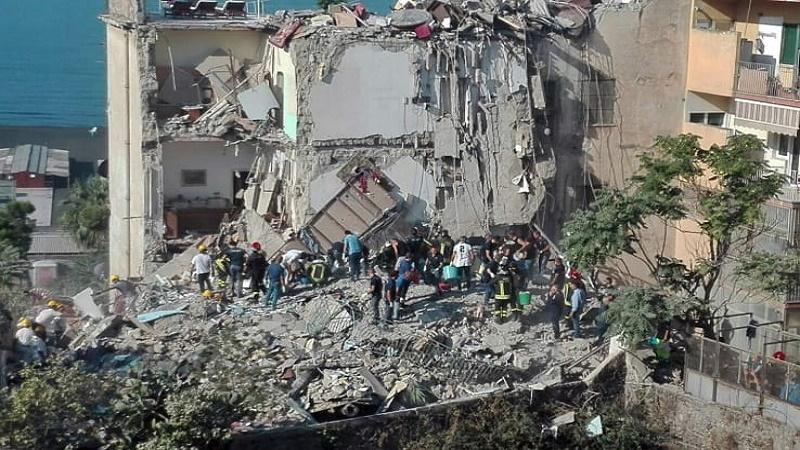 Crollo palazzina a Torre Annunziata, i geologi ribadiscono da un decennio l'importanza del fascicolo del fabbricato