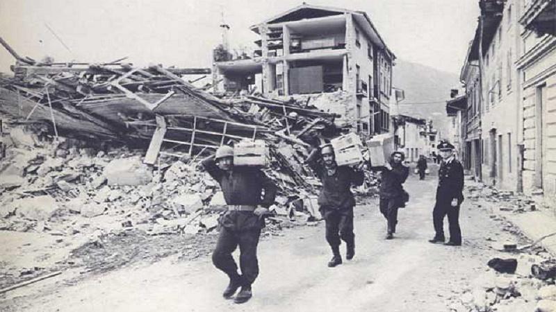 Terremoti, 70 anni di sprechi