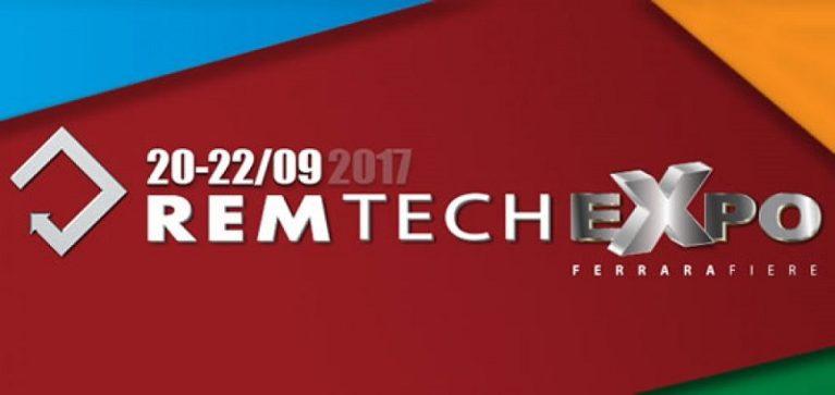 Gli incontri del CNG al RemTech di Ferrara – 20-22 settembre 2017