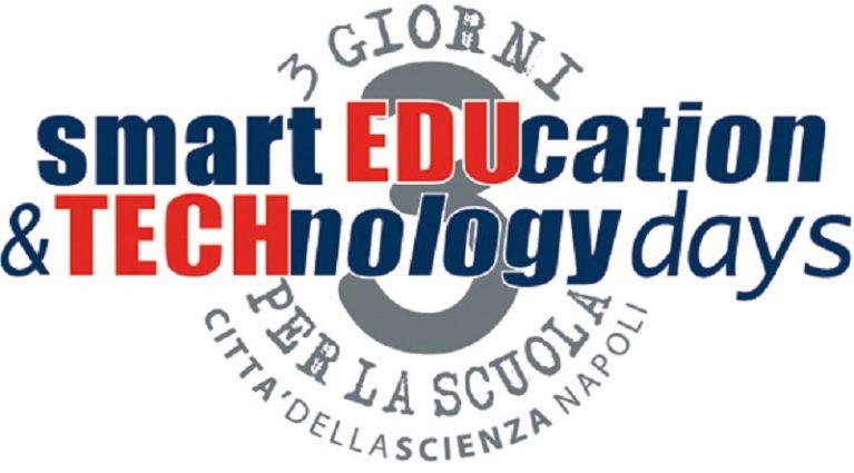 """Il Consiglio Nazionale dei Geologi sarà presente alla Convention """"Smart education & technology days – 3 giorni per la scuola"""""""