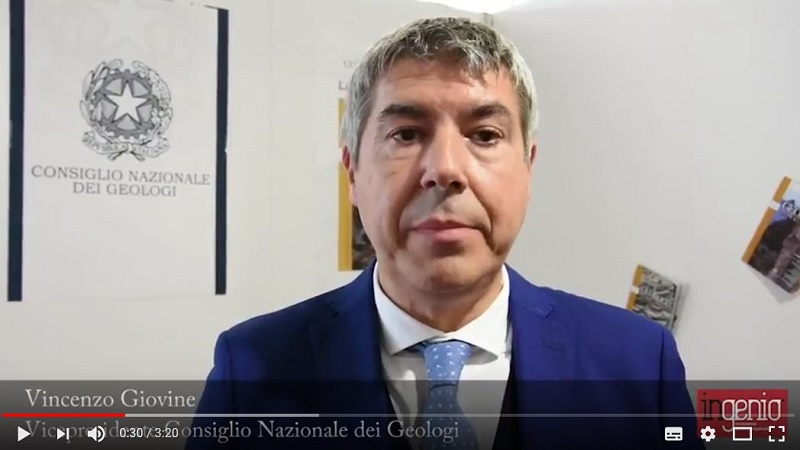 Come ridurre il rischio sismico in tre punti: ce lo spiega Vicenzo Giovine, vicepresidente CNG