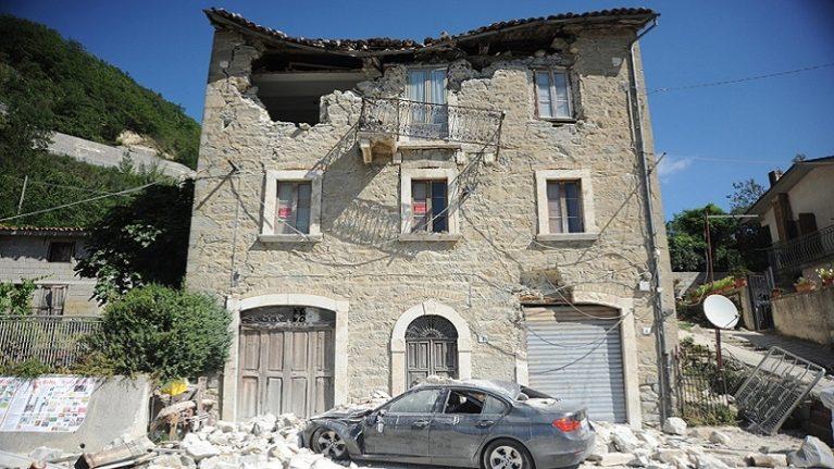 """""""Aumentiamo la messa in sicurezza dei nostri edifici per evitare altre tragedie"""""""