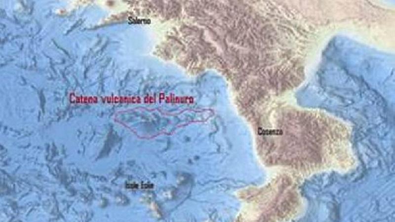 Quei vulcani sommersi negli abissi del Mar Tirreno