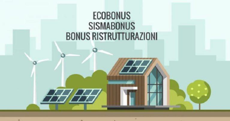 Manovra: condomini, super-bonus all'80 o 85% per anti-sismica e riqualificazione energetica