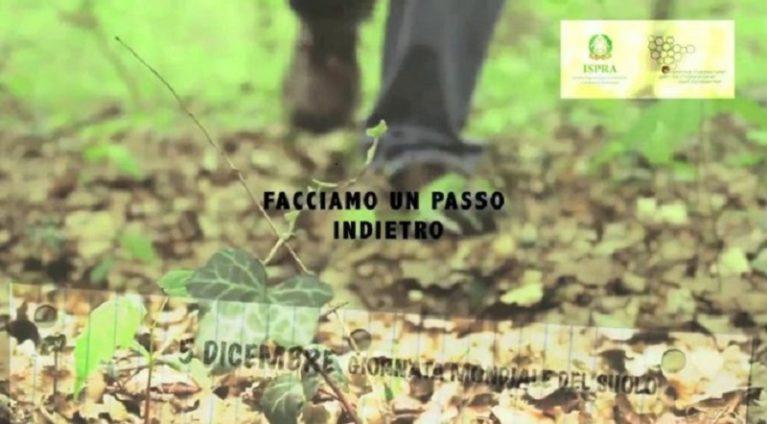 Giornata mondiale del suolo: lo spot dell'Ispra per ricordare cosa perdiamo