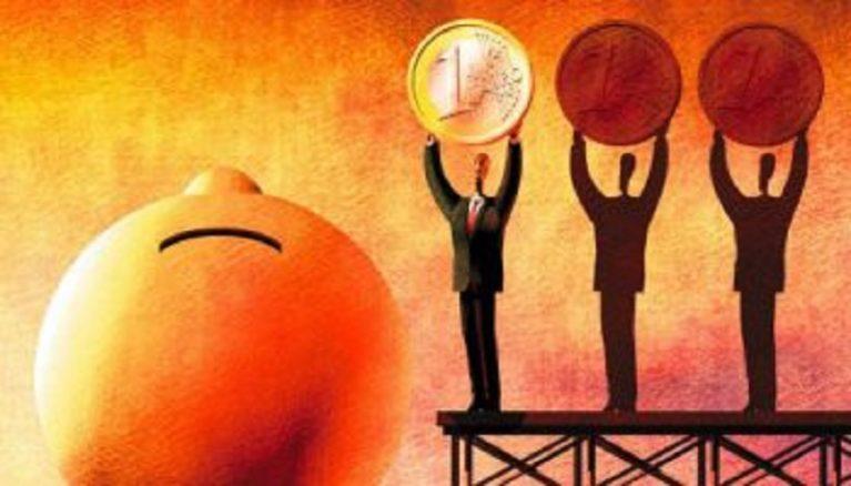 Effetto crisi sui contributi alle Casse