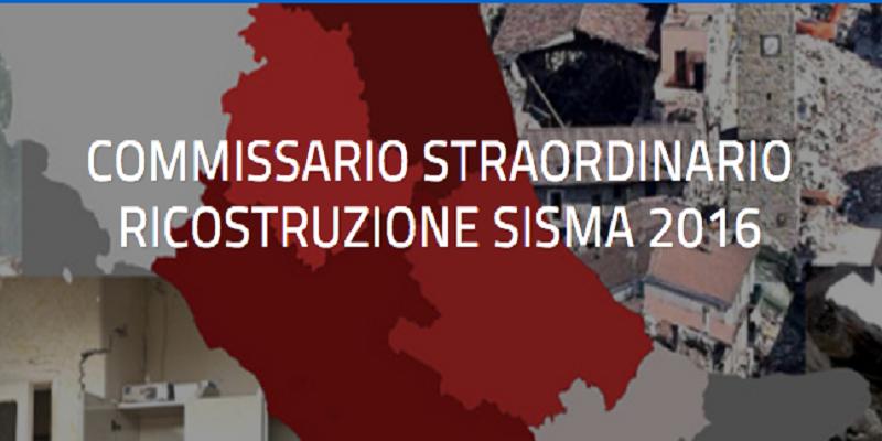 Ricostruzione post terremoto: in Gazzetta l'Ordinanza n. 47/2018