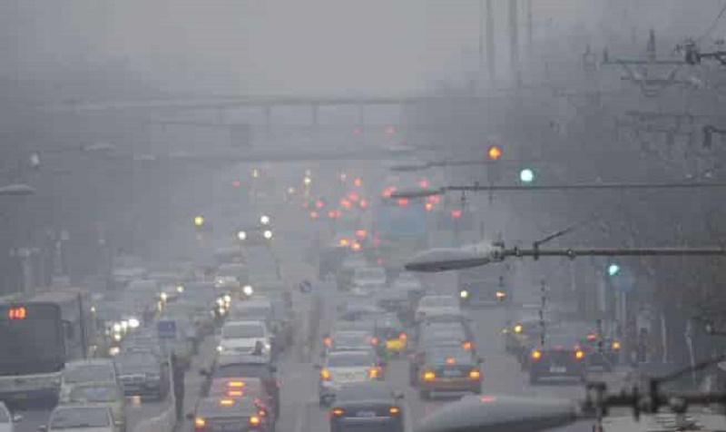 """Emergenza smog, Legambiente: """"2017 da codice rosso"""""""