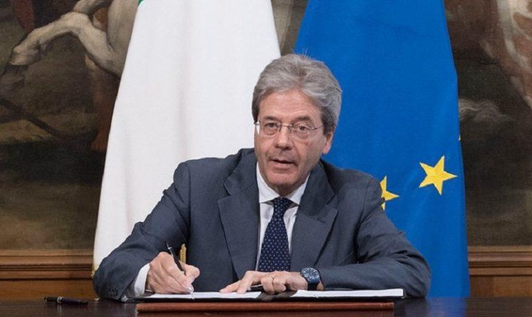 Fondo investimenti. Gentiloni ha firmato lo schema di Dpcm: «36 miliardi dallo Stato»