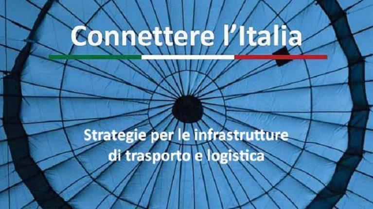 «Connettere l'Italia», i piani infrastrutturali Delrio-Cascetta valgono 126 miliardi, di cui 107 disponibili