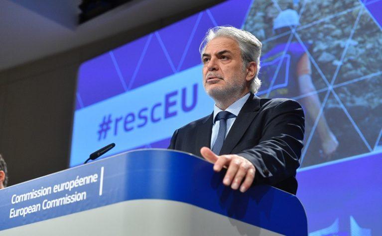 Rete di sicurezza i Campi Flegrei nel mirino dell'Ue