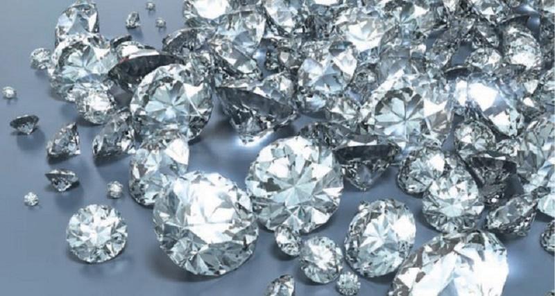 La fabbrica dei diamanti a 780 Km sotto la crosta terrestre