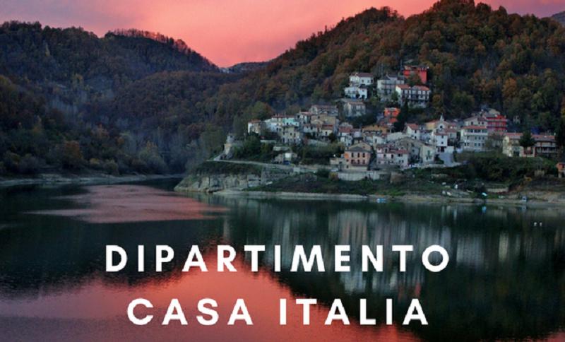 È online il sito web di Casa Italia