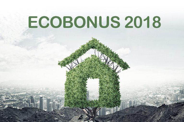 Ecobonus 2018: le 12 schede aggiornate di tutti gli interventi agevolabili