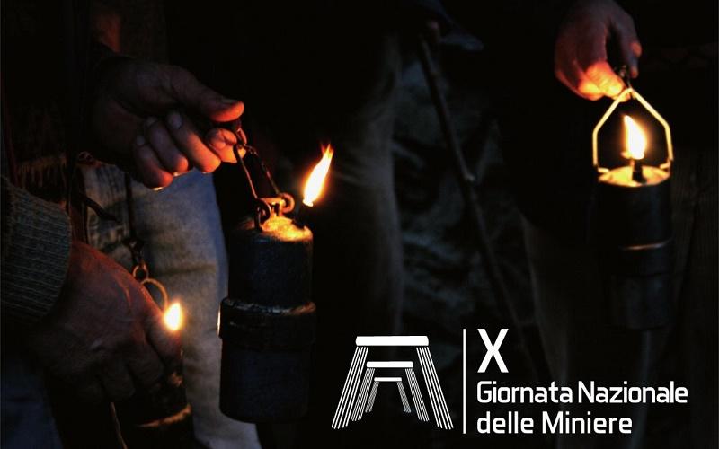 Decennale Giornata Nazionale delle Miniere