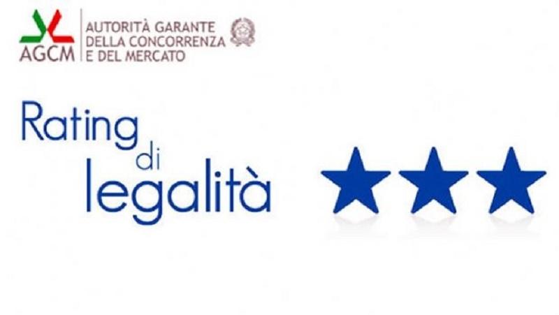 Appalti, al via le richieste per ottenere il rating di legalità