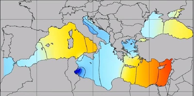 Il Mediterraneo si sta alzando: 7 nuove aree costiere italiane a rischio inondazione