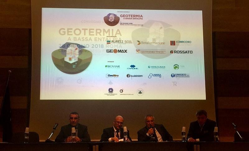 La geotermia segna il passo