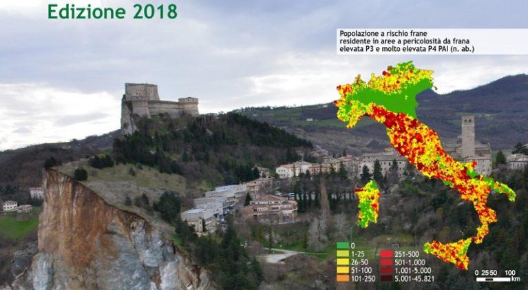 Presentazione del Rapporto sul Dissesto idrogeologico in Italia