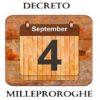 Milleproroghe, il 4 settembre riprende l'esame alla Camera