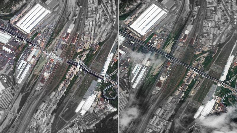 Crollo ponte Genova, geologi: necessaria una politica di prevenzione attraverso un piano straordinario di manutenzione e messa in sicurezza delle opere esistenti e del territorio
