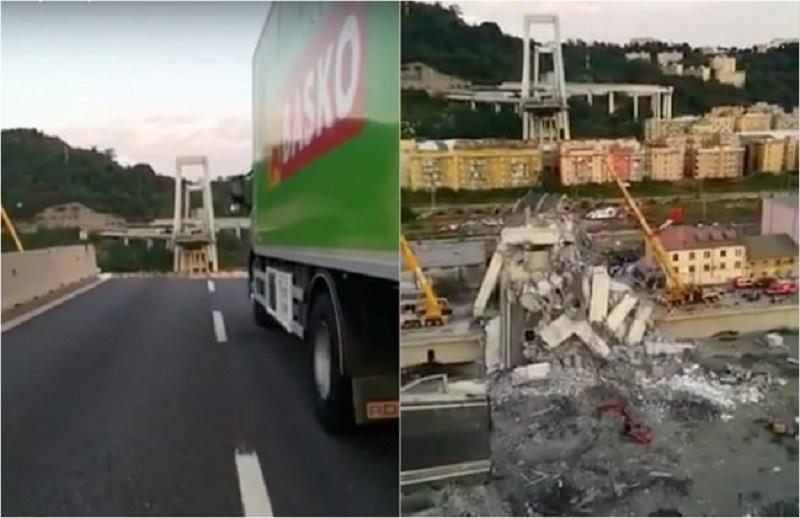 Ponte crollato, il governo avvia la procedura di revoca ad Aspi: «Inadempimento grave»
