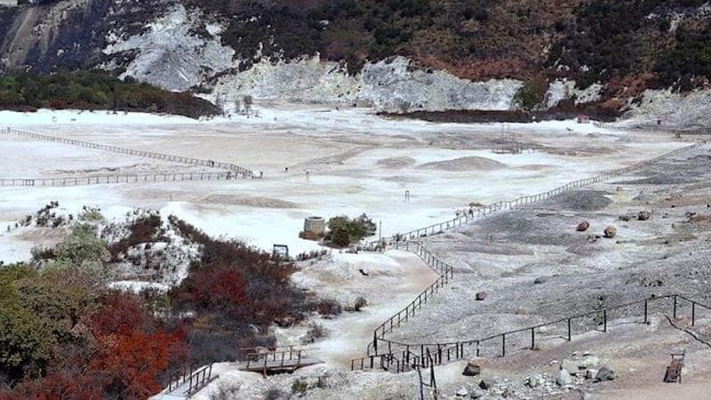 Campi Flegrei, in 6 anni oltre 1400 eventi sismici