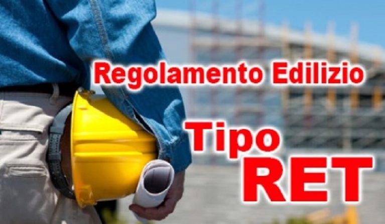 Regolamento edilizio tipo: sarà recepito entro l'anno in tre regioni