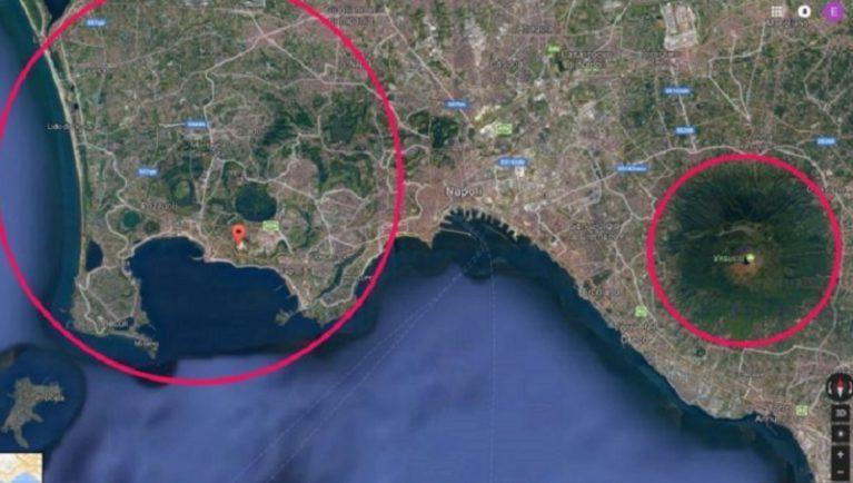 Campi Flegrei e Vesuvio, record di scosse