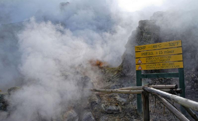 Rischio eruzioni presto prove di fuga per i Campi Flegrei