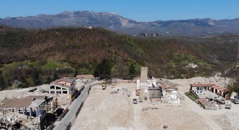4° anniversario terremoto Centro Italia, i geologi denunciano: grandi ritardi nella ricostruzione pubblica e privata