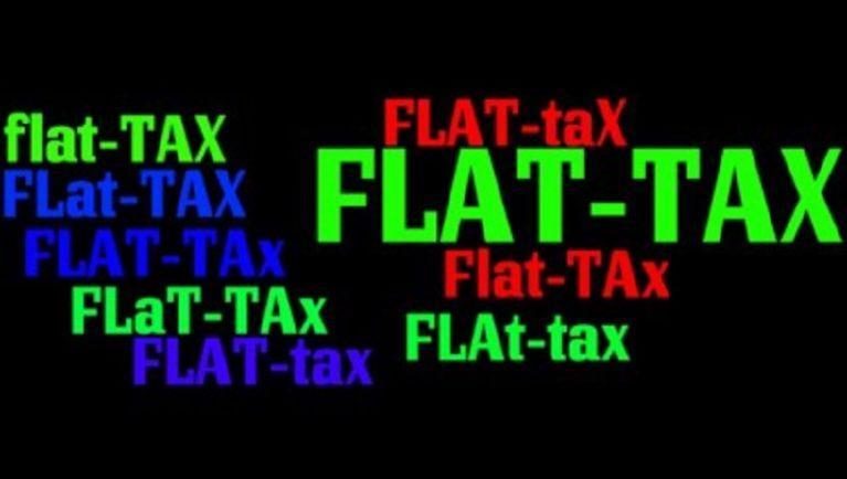 Flat tax, chi guadagna e chi perde
