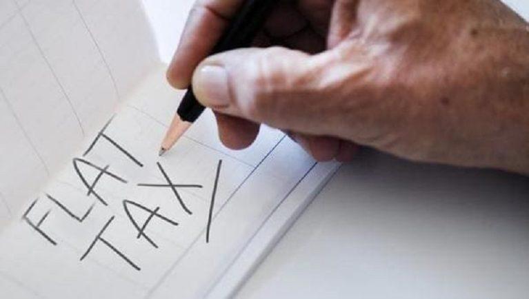 Doppia partenza per la flat tax