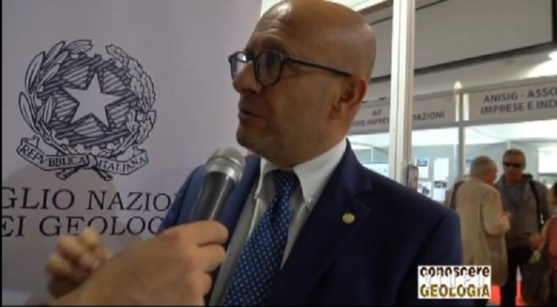 I geologi al Geofluid 2018 – Video intervista al Presidente del CNG Francesco Peduto