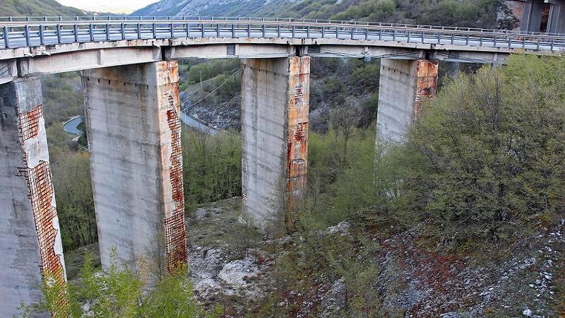 Ponte Genova, al via l'indagine sugli altri viadotti a rischio