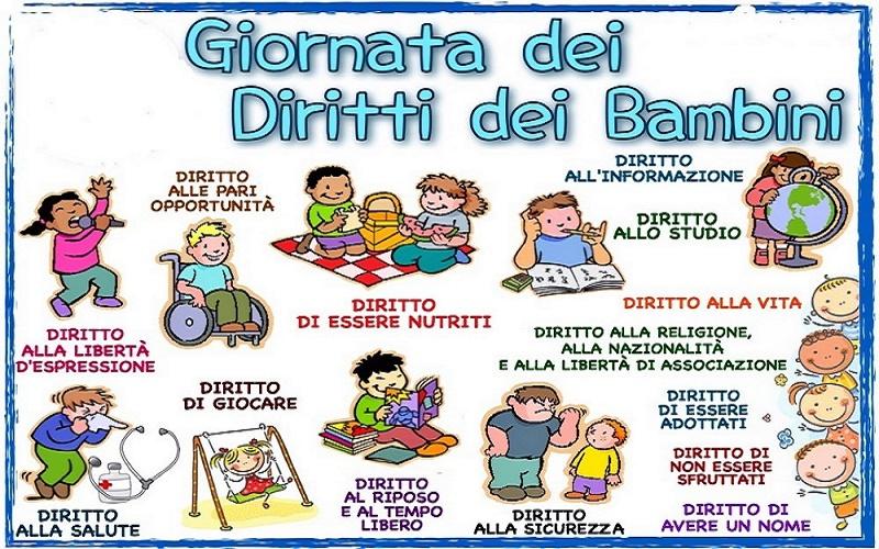 """""""Diritto alla voce"""": a Taranto le celebrazioni per l'anniversario della Convenzione ONU sui Diritti dell'Infanzia e dell'Adolescenza"""