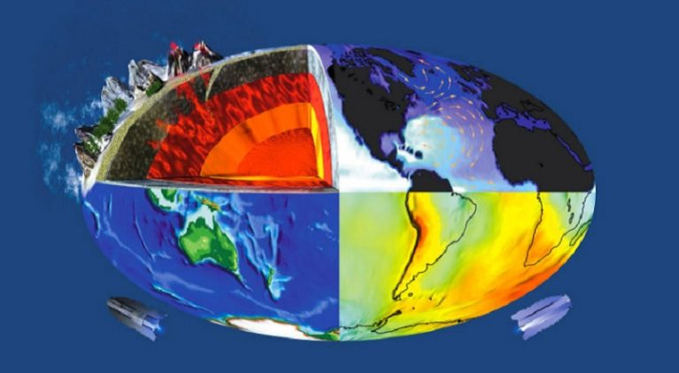 Se la Terra si deforma