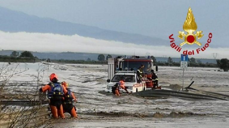 Dissesto: Vigili del fuoco chiedono assunzioni geologi