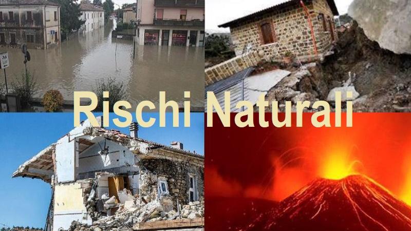Terremoti, alluvioni, frane: pubblicata la nuova mappa ufficiale dei rischi
