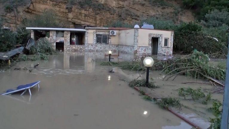 Allarme CNR, nel 2018 frane e inondazioni con 38 morti